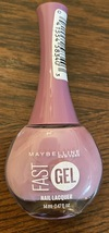 Maybelline Fas Gel Nail Lacquer #125 Vivid Violet - $7.79