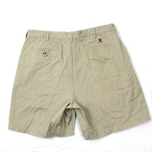 Tommy Hilfiger GOLF Mens Casual Shorts Pleated Front Khakis Short Crest ... - $18.99