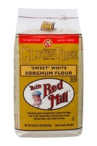 Bob's Red Mill Gluten Free Sweet White Sorghum Flour, 22-ounce