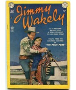 JIMMY WAKELY #2-PHOTO COVER-GOLDEN AGE COMIC WESTERN- VF - $333.44