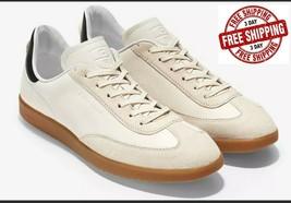 Cole Haan Men's GrandPro Turf Sneaker Ivory Stone Style C29161 - $53.99