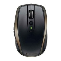 Logitech MX Anywhere 2 Wireless Mobile Mouse – Track on Any Surface, Blu... - €53,70 EUR