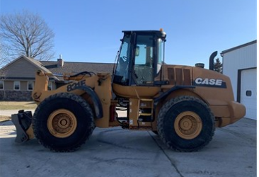 2007 CASE 821E For Sale In Appleton, Wisconsin 53014