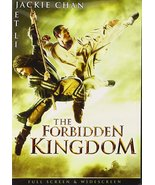 The Forbidden Kingdom DVD - $3.39