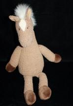 "Manhattan Toy Plush Pony HORSE 18"" Long Leg Body Brown Soft Toy Stuffed ... - $37.70"
