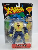 1998 X-Men Strong Guy  Action Figure  Mint On Card Toy Biz Power Punch MOC - $18.69