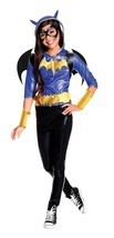 Rubie's DC Superhero Girls Deluxe Batgirl Batman Kids Halloween Costume ... - $32.90
