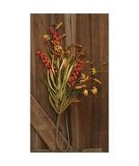 """Fall Display Wild Sunflower & Grass Branch, 36"""" Tall Floral Autumn Thank... - $28.00"""