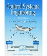 Control Systems Engineering (Third Edition) [Paperback] I. J. Nagrath an... - $209.22