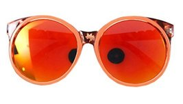 New Fashion Kids Polarized Sunglasses UV 400 Rated Age 3-10 Orange