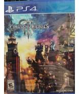 Kingdom Hearts III Kingdom Hearts 3 Playstation 4 PS4 Brand New Free Shi... - $20.78