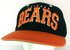 NFL Chicago Bears Orange/Black  Baseball Cap Snapback - €21,48 EUR
