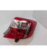 2012 2013 2014 Toyota Camry LE Sedan Passenger Tail Light Taillight OEM ... - $76.79