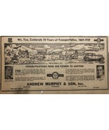 Union Pacific Railroad Celebrate 70 Years Of Transportation Omaha 1939 P... - $16.85
