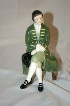 "Royal Doulton A Gentleman From WIlliamsburg Figurine HN 2227 6 3/8"" - $69.29"