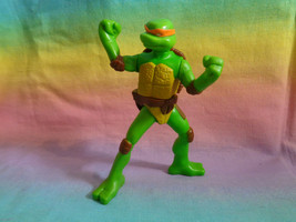 2007 McDonald's Teenage Mutant Ninja Turtles Michelangelo Action Figure  #1 - $2.36