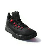 NIKE JORDAN Ultra Fly 2 Low Men's Black/red Basketball Shoes Size 9, #AH... - $79.99