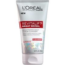 L'Oreal Paris Revitalift Bright Reveal Facial Cleanser with Glycolic Acid 5fl oz - $22.52