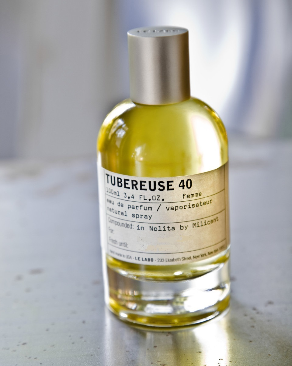 TUBEREUSE 40 by LE LABO 5ml Travel Spray T40 NYC EXCLUSIVE Tuberose Perfume