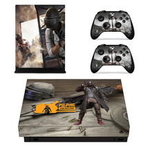 Playerunknown's Battlegro decal Xbox one X Skin for Xbox Console & 2 Con... - $15.00