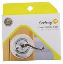 Lever Handle Lock (Pack of 2) - $13.37