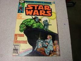 January 1980 Star Wars #31 Marvel Comic Book - $11.88