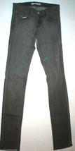 New J Brand Jeans Gray 24 Pencil Skinny 912 Womens 34 in Low Rise Tall L... - $72.00