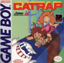 Catrap (Nintendo Game Boy) - $13.28