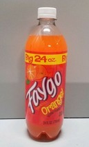 FAYGO 24oz Bottle ORANGE - $6.92