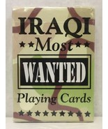 IRAQI MOST WANTED Bicycle Playing Cards - New - $20.79