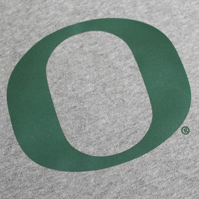 "Nike Oregon Ducks Classic Pullover Hoodie Gray ""X-Large"""