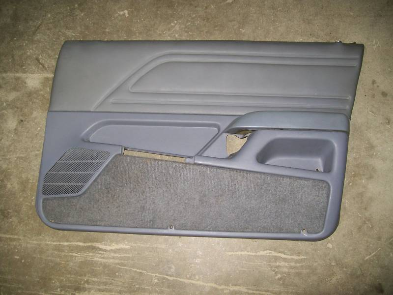 Primary image for 84-94 ? 93 Ford Tempo 4DR RH Front Door Interior Panel