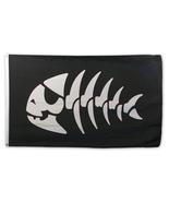 "Small Jolly Pirate Fish Flag - 18"" x 12"" (46cm x 30cm) - $21.95"