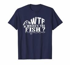 Funny Tee - Funny Fishing Shirt Fisherman Gift Bass Fishing T-Shirt Men - $19.95+
