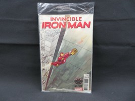 IRON MAN #1 GAMESTOP EXCLUSIVE EDITION, STILL IN POLYBAG BRAND NEW - $13.00