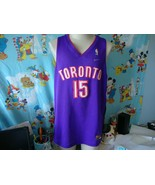 Vintage Nike Toronto Raptors Vince Carter Swingman NBA Jersey XL - $113.85