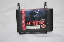Mortal Kombat II Sega Genesis Midway Akklaim - $11.64