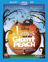 James & The Giant Peach (Special Edition) (Blu-ray/DVD Combo Pack/Sp-Fr-Sub)