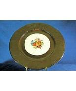 "Superior Bavaria heavy Platinum Scroll Cabinet Plate 10 1/2"" - $25.19"