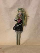 Doll Monster High Laguna Blue Mattel 2008 - $3.71