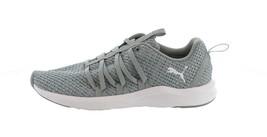 Puma Woven Mesh Lace Up Sneaker Prowl Alt Weave Quarry 7.5M NEW A302118 - $55.42