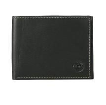 Timberland Men's Leather Billfold Logo Wallet w/ Leather Key Chain NP0440/01 image 2