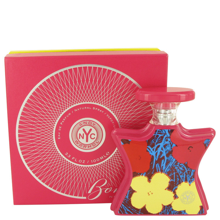 Bond No.9 Andy Warhol Union Square Perfume 3.4 Oz Eau De Parfum Spray