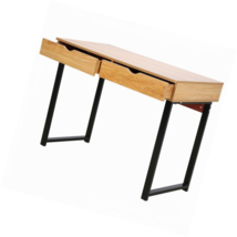 """Dland Computer Desk 47"""" with 2 Drawers Writing ... - $134.34"""