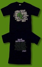 GOOD CHARLOTTE - 2003 CONCERT TOUR T-SHIRT / SZ. SMALL - $9.87