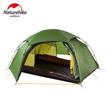 Naturehike camping tent Outdoor Silicone Ultralight Tents Double Layer h... - $308.95