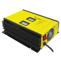 Samlex 50A Battery Charger - 12V - 2-Bank - 3-Stage w/Dip Switch  Lugs -... - $441.50