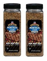 2 Pack - McCormick Grill Mates Montreal Steak Seasoning 29,oz - $24.70