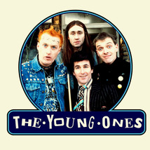 The Young Ones T-shirt photo 80s UK Monty Python 100% cotton graphic tee image 2