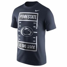 Penn State Nittany Lions Mens Nike JUST DO IT Field T-Shirt - Size XXL -... - $21.99
